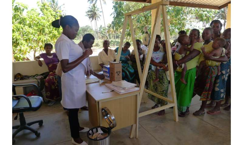 New research partnership makes childbirth safer in Mozambique