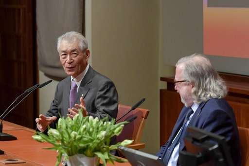 Nobel laureates: Despite progress, cancer won't be wiped out