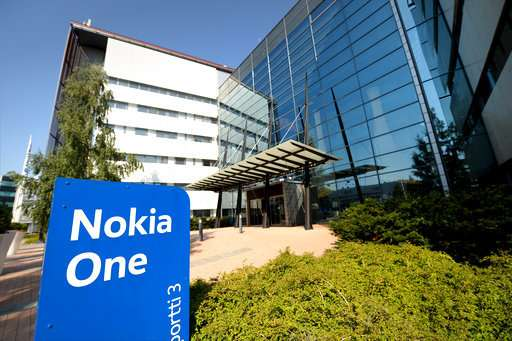 Nokia profit hit as clients wary of spending on new networks