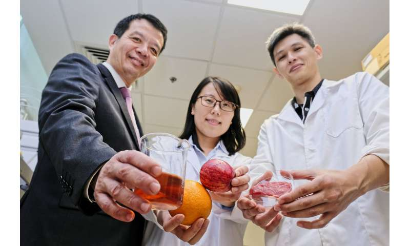 NTU scientists discover natural plant-based food preservative