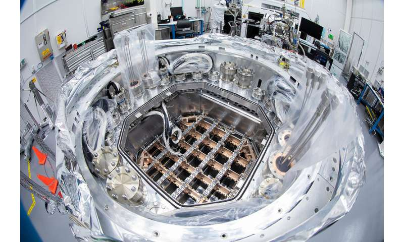 One cool camera: LSST's cryostat assembly completed