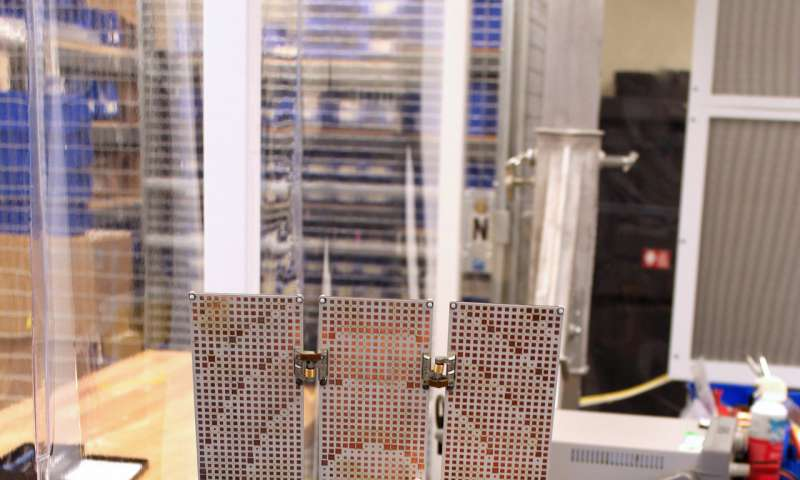 Orbital tests begin for advanced communication with small spacecraft