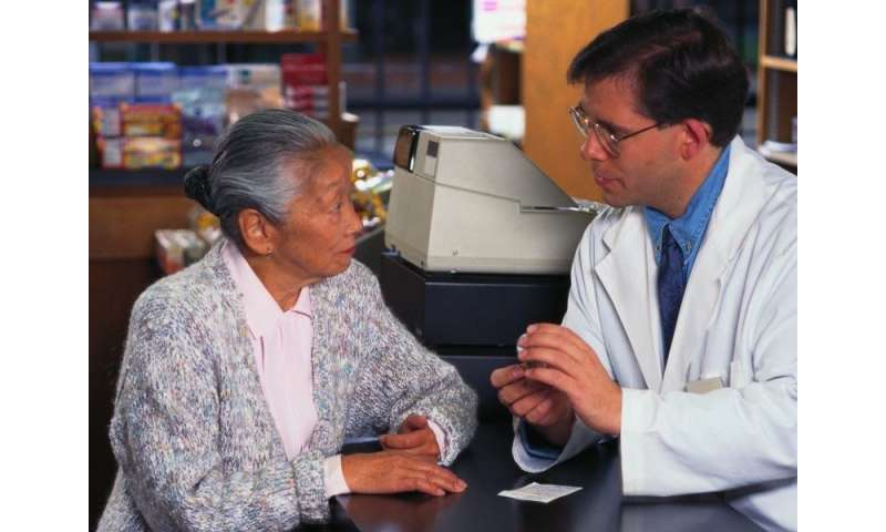 Pharmacists can play role in identifying frailty