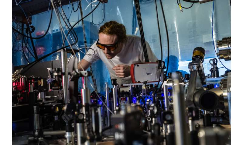 Physicists build bizarre molecules called 'Rydberg polarons'