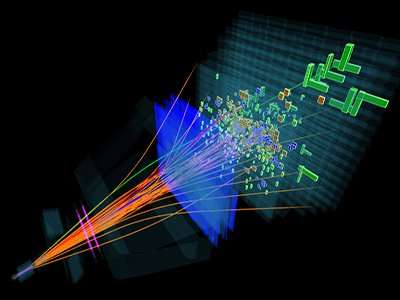Physicist's discovery recasts 'lifetime hierarchy' of subatomic particles