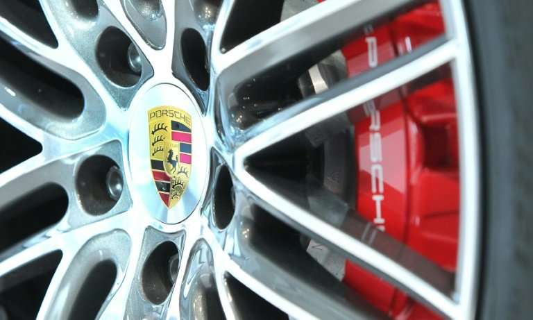 Police have arrested a Porsche manager over diesel emissions