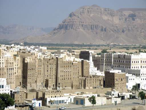Report details damage to ancient Yemeni archaeological sites