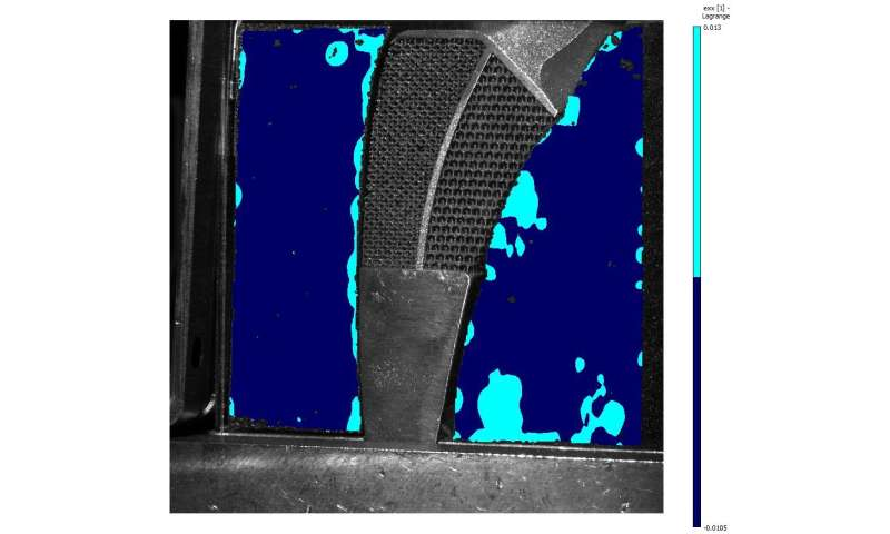 Researchers develop hybrid meta-biomaterial that can prolong lifespan of hip implants