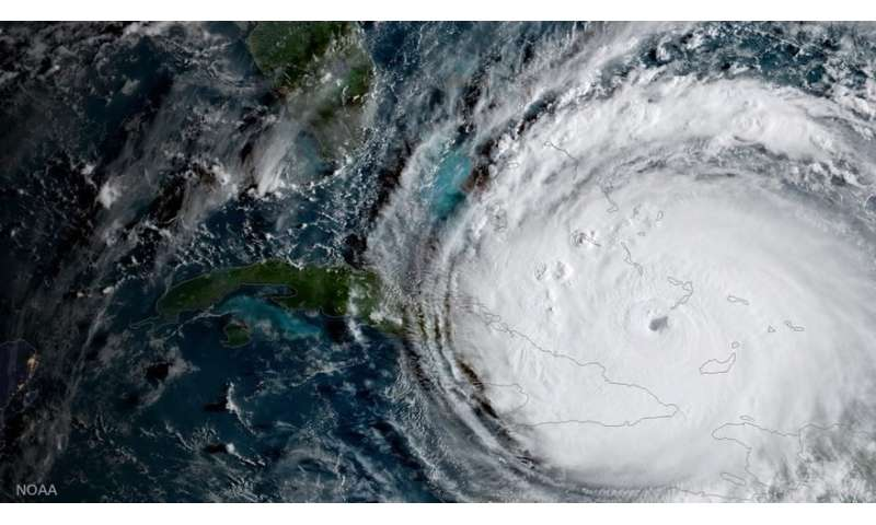 Researchers question effects of hurricanes on kids' brains