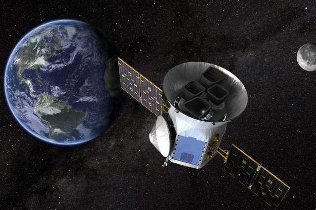 Satellite aims to discover thousands of nearby exoplanets, including at least 50 Earth-sized ones