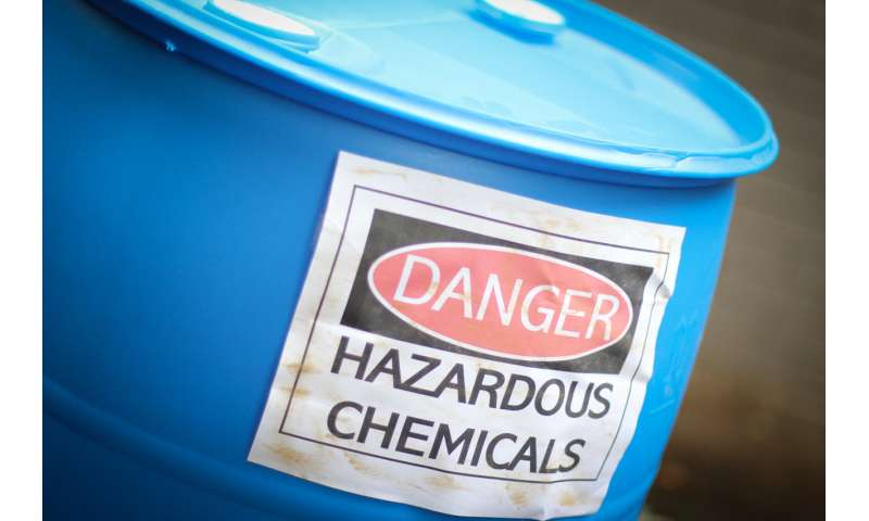 Shining a light on toxic chemicals curbs industrial use