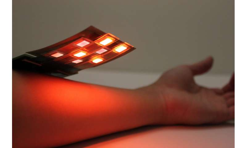 Skin-like sensor maps blood-oxygen levels anywhere in the body