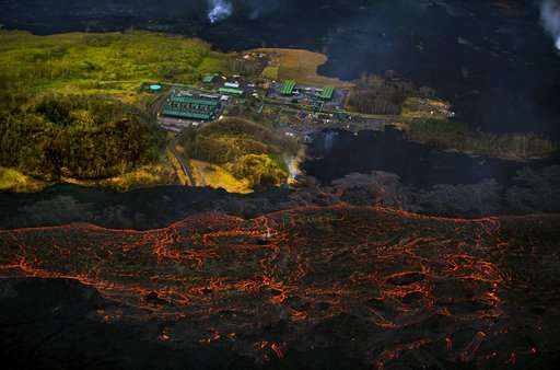 Some lava evacuees may return to homes during 'stable' flow