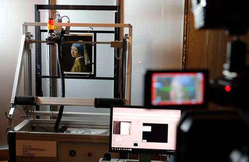 State of the art: Museum takes hi-tech look at Vermeer