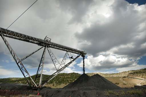 States cite climate worries in push to stop US coal sales