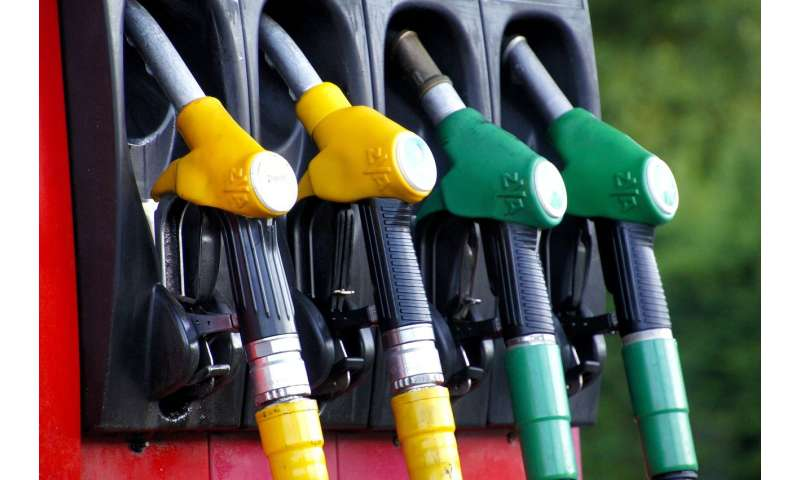 Tenfold improvement in liquid batteries mean electric car refuelling could take minutes