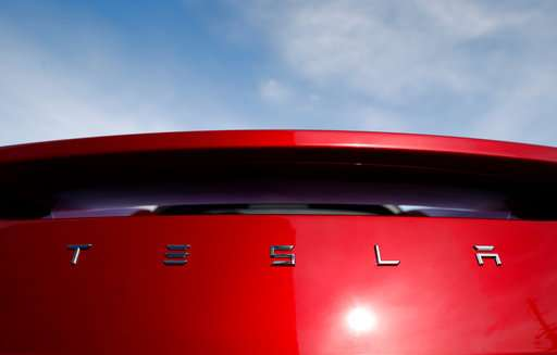 Tesla sues ex-employee alleging data theft, leaks to media