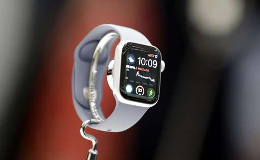 The Apple Watch is inching toward becoming a medical device