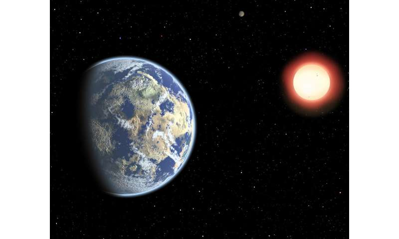 Closest planet ever discovered outside solar system could be habitable with a dayside ocean 1-theclosestpl