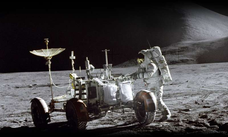 The lunar landing logs