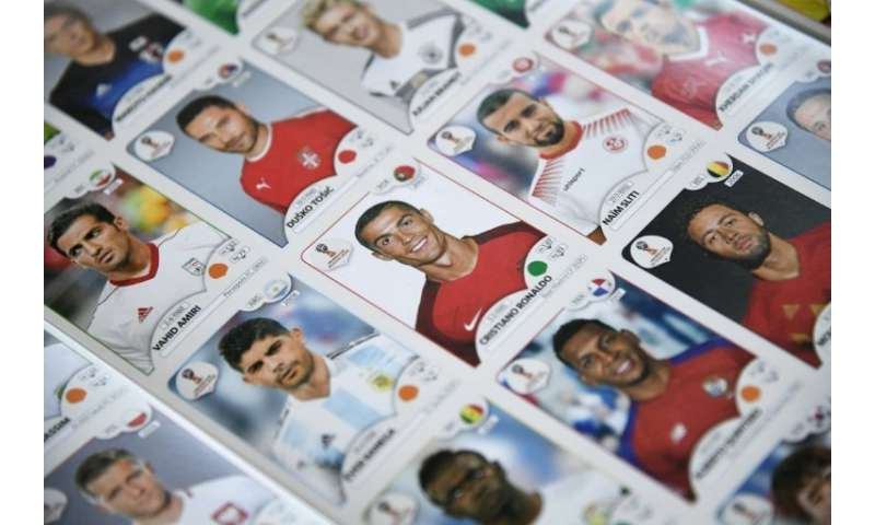 The Panini Group has an exclusive contract with world football's governing body FIFA and its first World Cup album dates back to