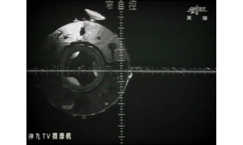 The Tiangong-1 is expected to make an uncontrolled earthbound plunge Monday Beijing time, China Manned Space said in a statement