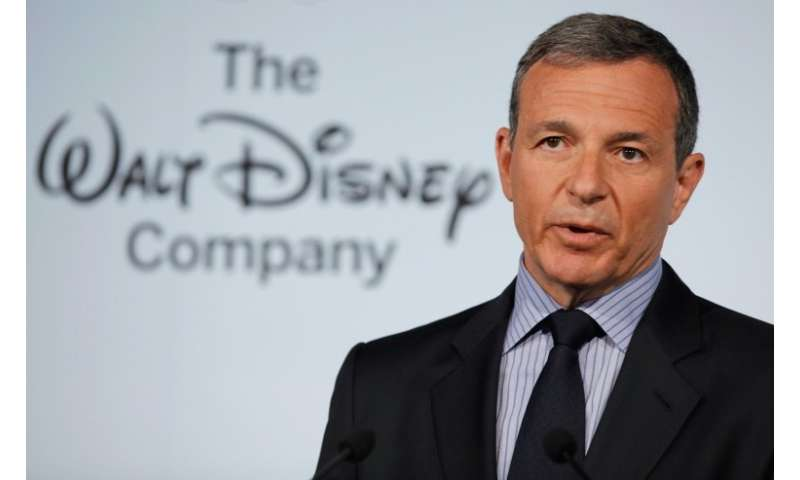 "The Walt Disney Company Chairman and CEO Robert Iger has announced plans for a ""Disney+"" streaming service"