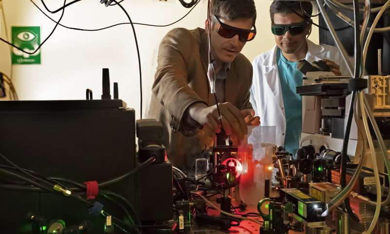 Toward unhackable communication: Single particles of light could bring the 'quantum internet'