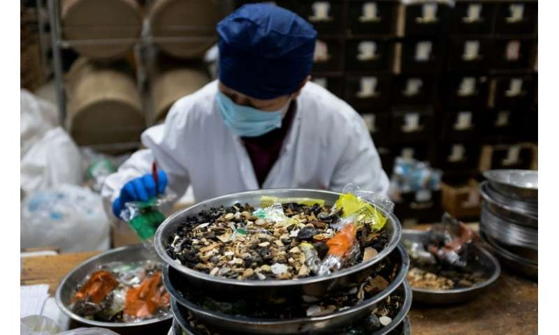 Traditional medicine makes up a quarter of China's pharmaceuticals market—even as the country opens up to modern drugs