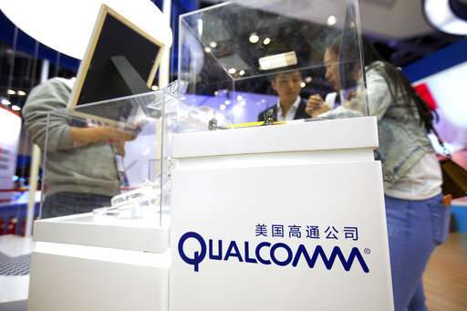 Trump blocks Broadcom takeover bid for Qualcomm