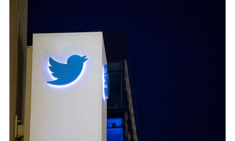 "Twitter said it removed more than 143,000 apps in a crackdown on malicious activity from automated accounts or ""bots"""