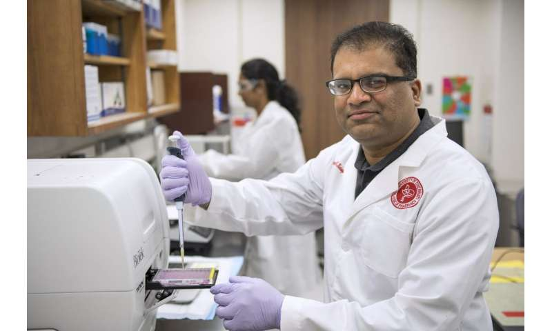 UC researcher fighting breast cancer with light therapy