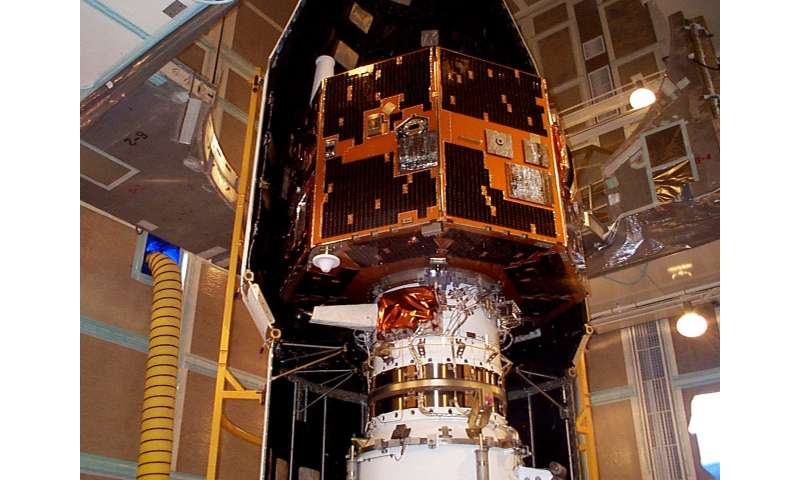 Updates on recovery attempts for NASA IMAGE mission