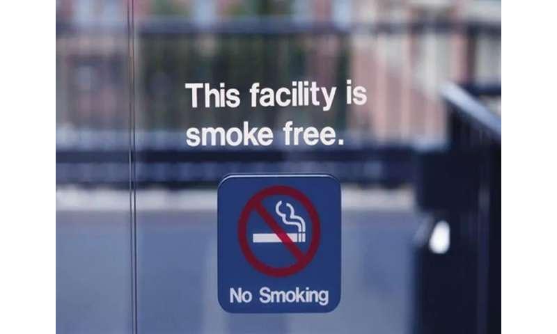 U.S. smoking rates hit record low