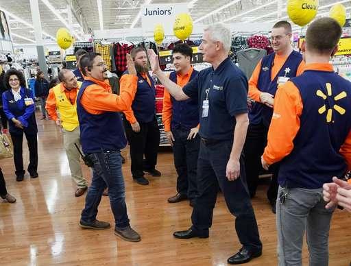 Walmart US CEO talks technology, workers
