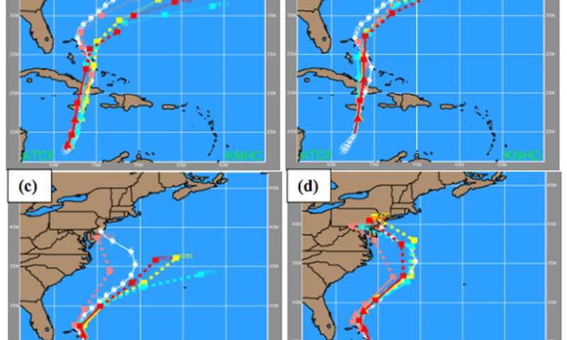 Why weather forecasters still struggle to get the big storms right