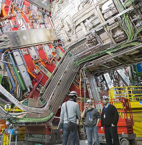 Within 10 years, a high-luminosity LHC at CERN