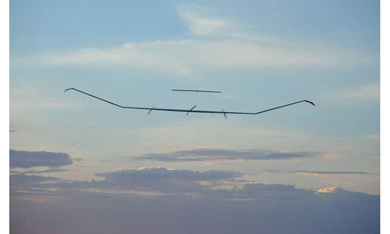 Zephyr S drone may be satellite contender as Airbus sets endurance record
