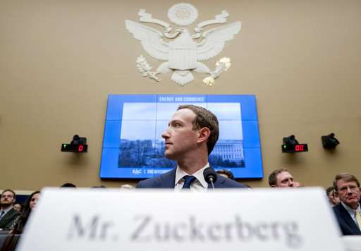 Zuckerberg testimony reveals lawmaker confusion on Facebook