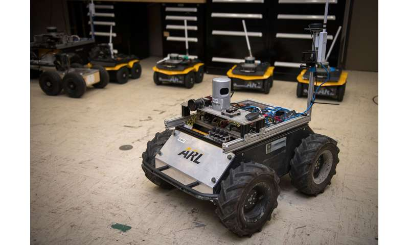 Army researchers teaching robots to be more reliable teammates for soldiers