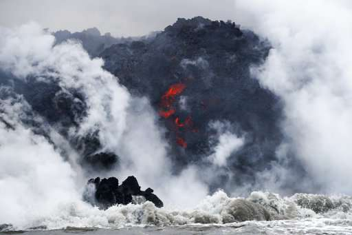 Energy wells plugged as Hawaii's volcano sends lava nearby