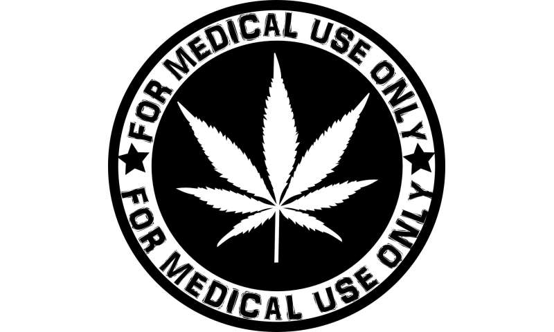 Nerve pain in the legs? Medical marijuana may alter brain