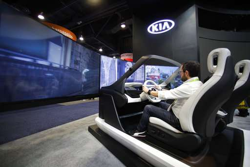 The Latest: Toyota cars to integrate Amazon voice assistant