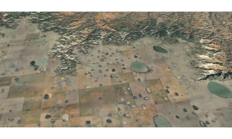 The origins of the High Plains landscape