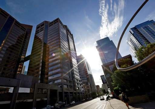 'Urban island' heat tests Phoenix, other large cities