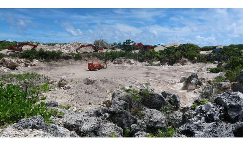Climate change: Nauru's life on the frontlines