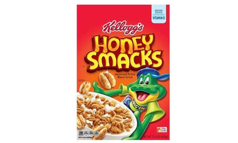 100 now sickened by salmonella-tainted honey smacks cereal