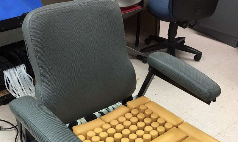 UTA researchers patent technology for smart seat cushion, adaptable prosthetics