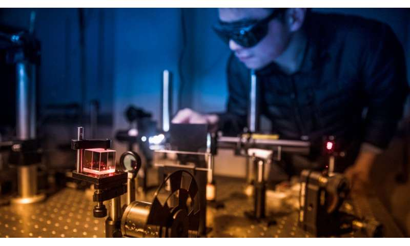 Breakthrough made in atomically thin magnets