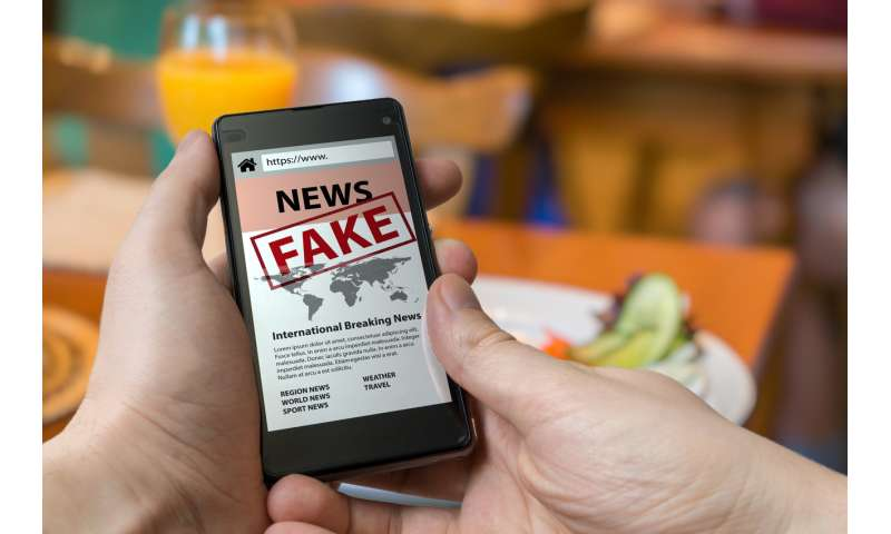 Researchers take up fight against fake news